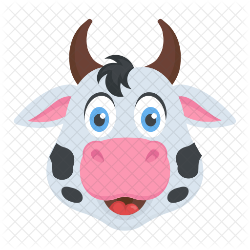 Cow Face Transparent Png Clipart Free Download
