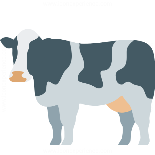Iconexperience G Collection Cow Icon