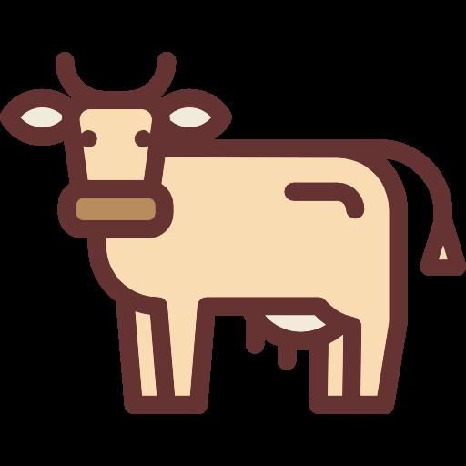 Animal Kingdom, Zoo, Cow, Animals, Wild Life Icon