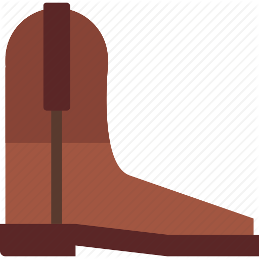 Boot, Cowboy, Footwear, Leather, Men, Shoe Icon