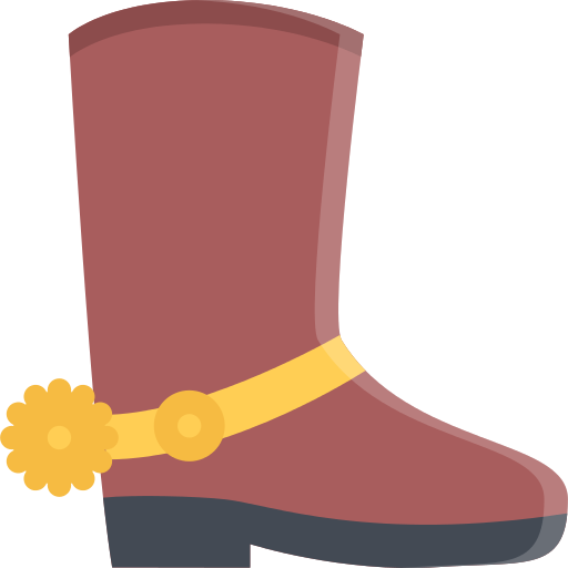 Boots Cowboy Png Icon