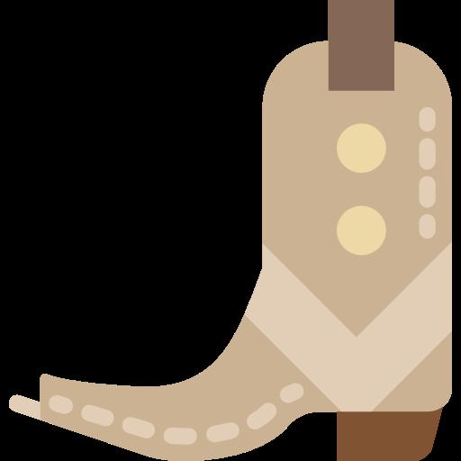 Fashion, Footwear, Western, Cowboy, Boot Icon