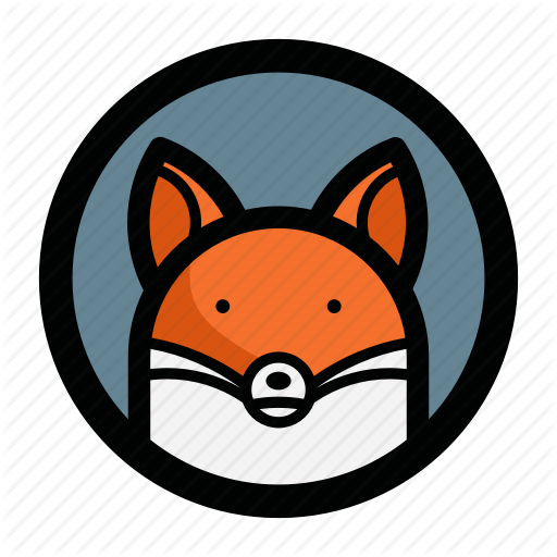 Animal, Coyote, Face, Fox, Wild Icon