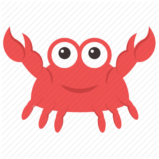 Crab, Crustacean, Lobster, Nephropidae, Seafood Icon