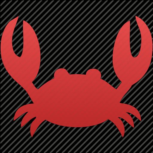Crab, Lobster, Marine, Restaurant, Sea Food, Seafood Icon