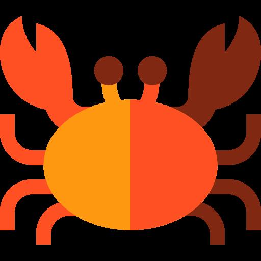 Crabs, Beach, Crab, Sea Life, Food, Aquarium, Summer, Animals Icon