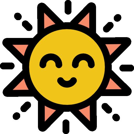 Sun Free Vector Icons Designed