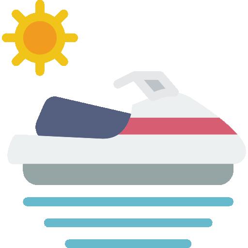 Water Craft Icon Travel Smashicons