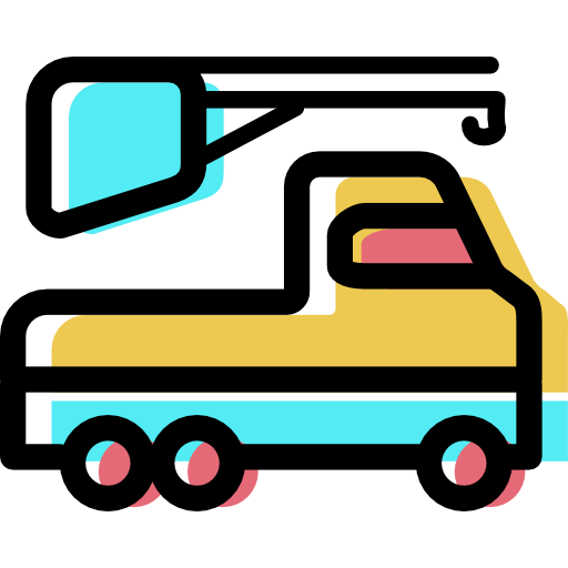 Crane Icon Free Of Color Travel And Transport Icons