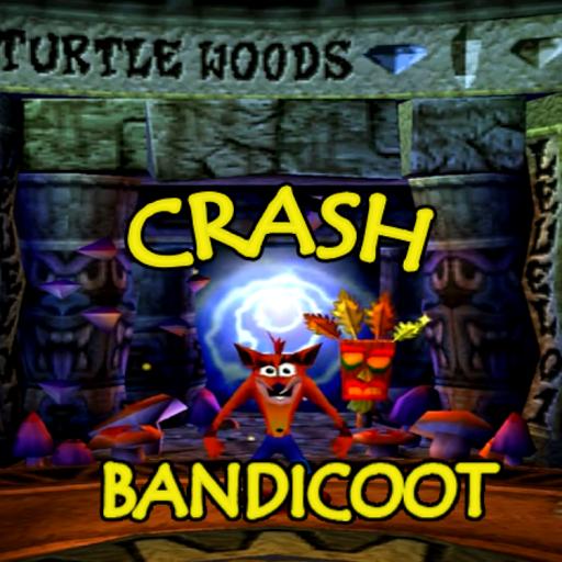 Reruns Crash Bandicoot Apk