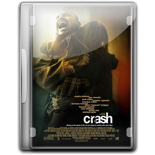 Crash Icon English Movie Iconset Danzakuduro