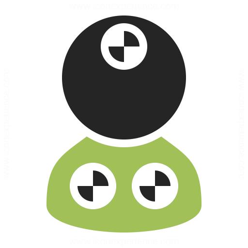 Crash Test Dummy Icon Iconexperience