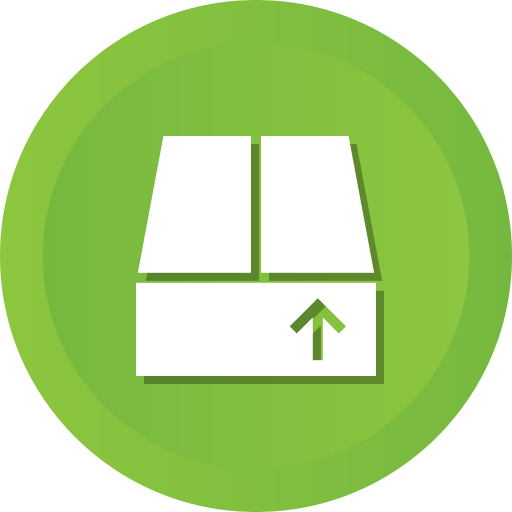 Box, Crate, Upload, Save, Delivery, Package Icon Free Of Ios Web