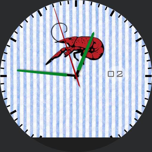 Crawfish Seersucker For Moto