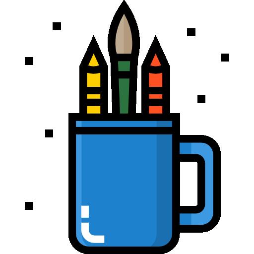 Crayon Icon Learning Freepik