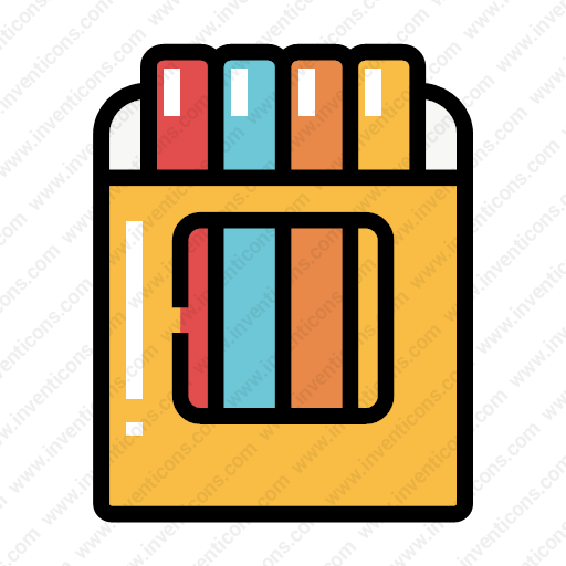Download Crayon Icon Inventicons