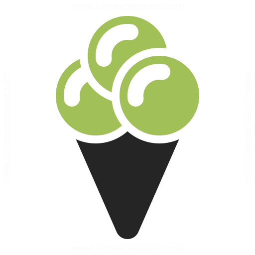 Ice Cream Icon Iconexperience