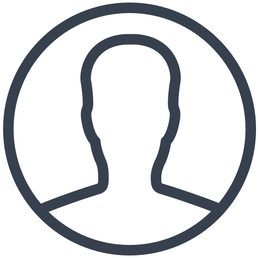 Profile Outline Icon