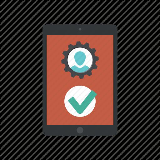 App User, Application, Configure Profile, Create Profile, Profile