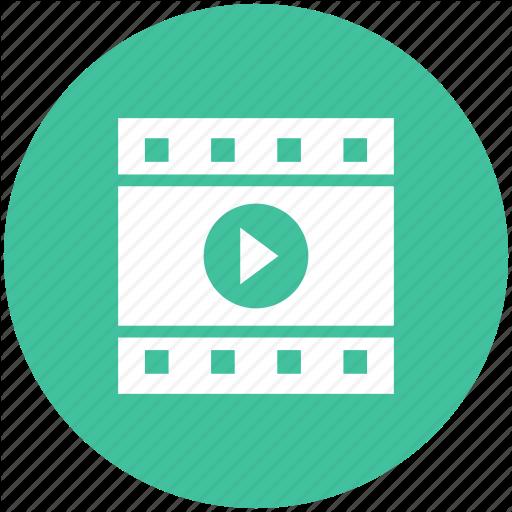 Film, Movie, Play, Video Icon Icon
