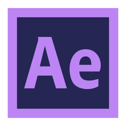After, Effects, Creative Cloud, Adobe Icon