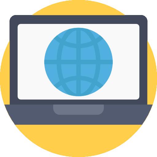 Laptop Icon Creative Process Freepik