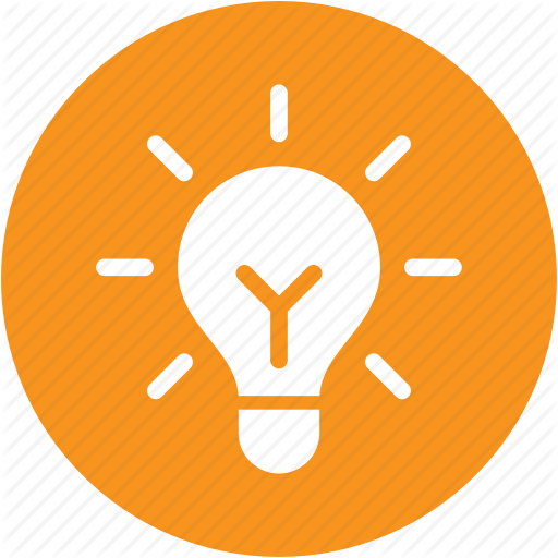 Bulb, Business, Circle, Creative, Idea, New, Power Icon