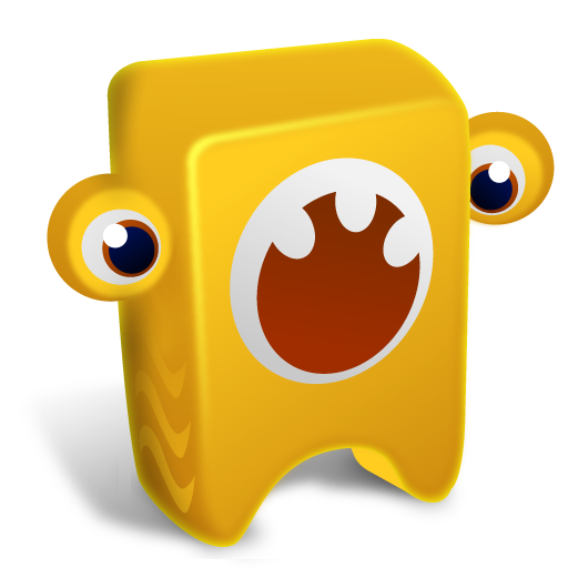 Bigeyes Creature Icon Creatures Iconset Fast Icon Design