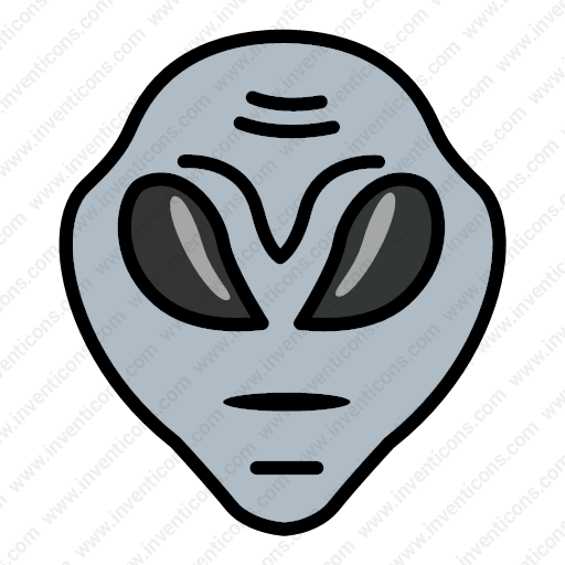 Download Astronomy,creature,extraterrestrial,space,alien Icon