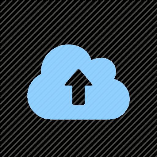 Arrow, Cloud, Cloud Upload, Up, Upload Icon