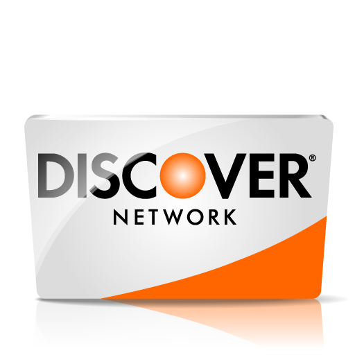 Discover Icon Credit Card Iconset Iconshock
