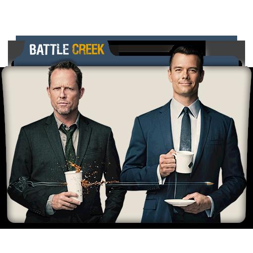 Battle Creek Tv Series Folder Icon