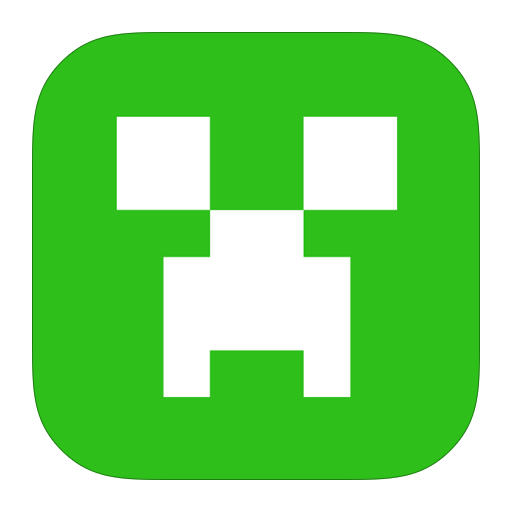 Minecraft Icon Flat Images