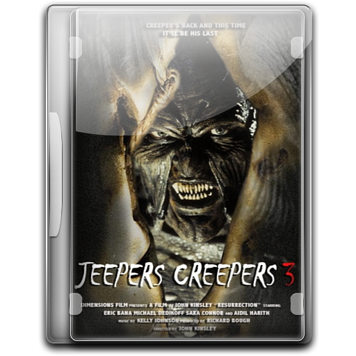 Jeepers Creepers Icon English Movie Iconset Danzakuduro