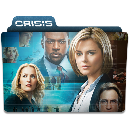 Crisis Icon Midseason Tv Series Iconset Limav