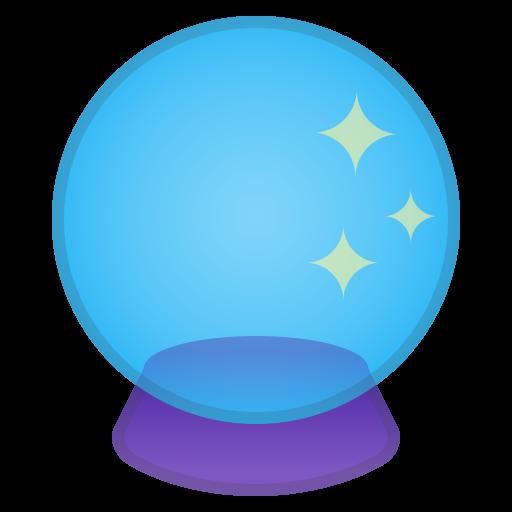 Crystal Ball Icon Noto Emoji Activities Iconset Google