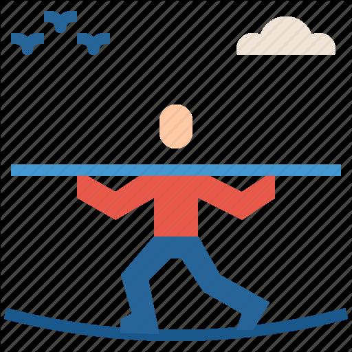 Business, Critical, Dangerous, Risk Icon