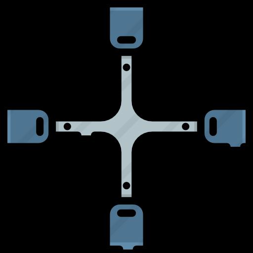 Cross Wrench