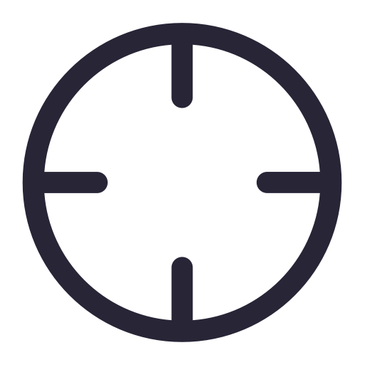 Aim, Crosshair, Shoot Icon With Png And Vector Format For Free