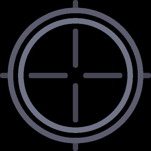 Circular Target Png Icon