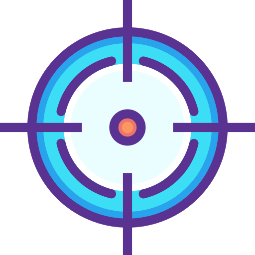 Crosshair Focus Png Icon