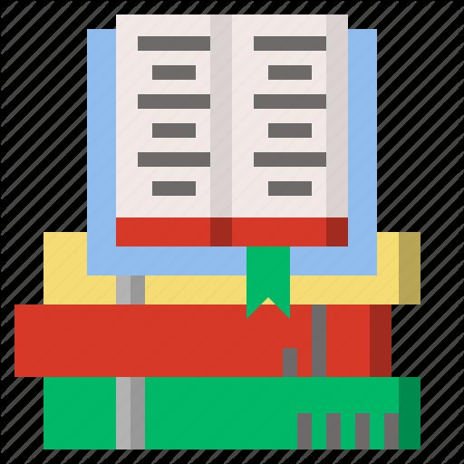 Book, Books, Education, Library, Literature, Reading, Study Icon