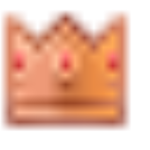 Bronze, Crown Icon