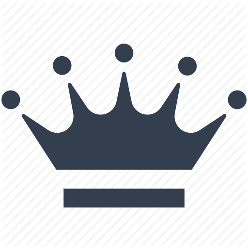 Crown, Decoration, Princess, Queen Icon