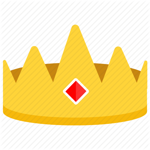 Crown, Gold Crown, Golden Crown, Prince Crown, Royal Crown Icon