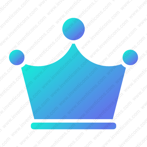 Download Crown Icon Inventicons