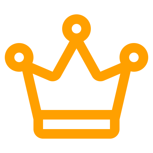 Mixed Crown Icon