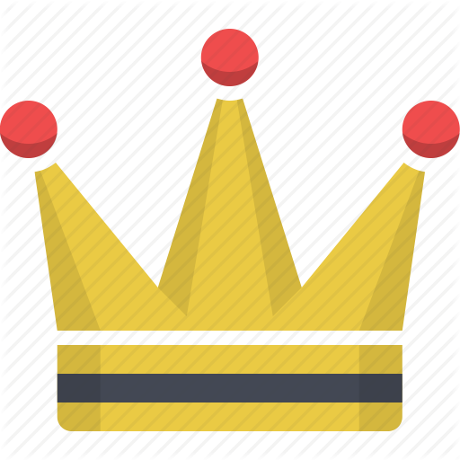 Crown, Golden, King, Premium, Queen, Royal, Royalty Icon