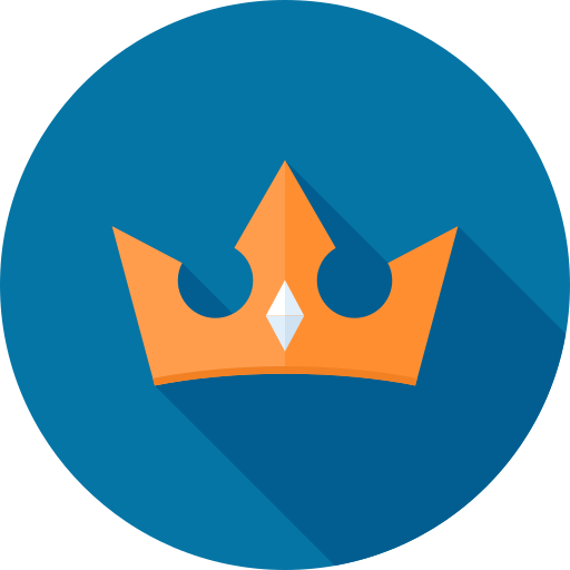 Crown Icon Free Of Seo And Development Icons