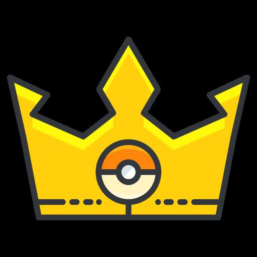 Game, Crown, Pokemon Icon